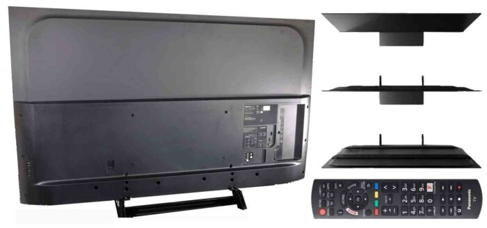 Panasonic HXR800 задняя панель