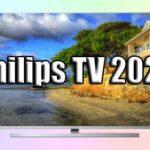 Модельный ряд телевизоров Philips 2020 года