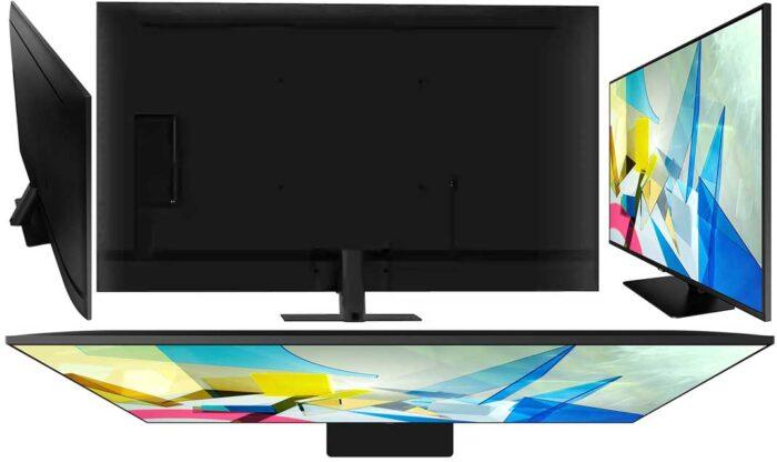 Samsung QE55Q80T дизайн