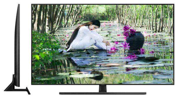 Samsung QE55Q70TAU дизайн
