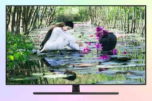 Samsung QE55Q70TAU обзор