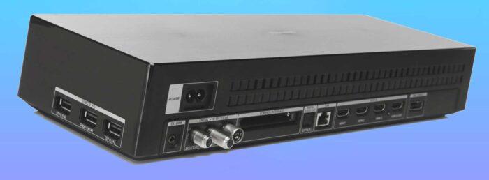 Samsung QE85Q950T интерфейсы