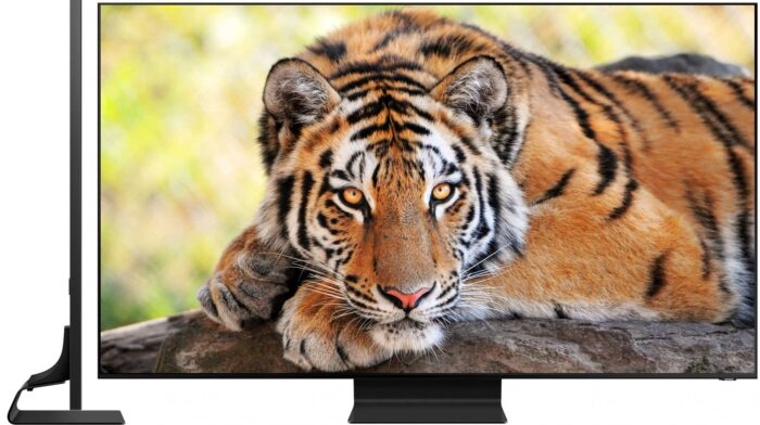 Samsung QE85Q950T обзор