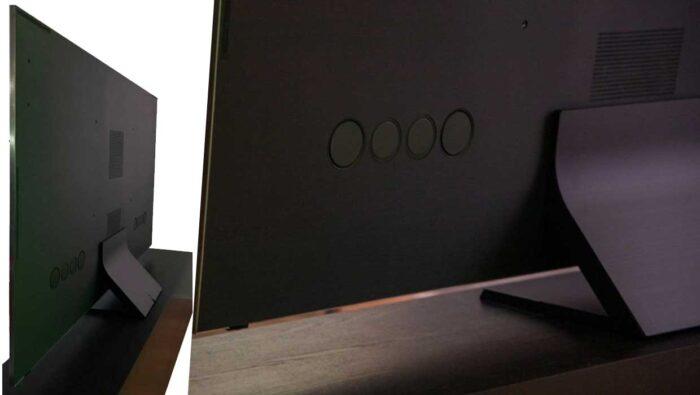 Samsung QE85Q950T дизайн