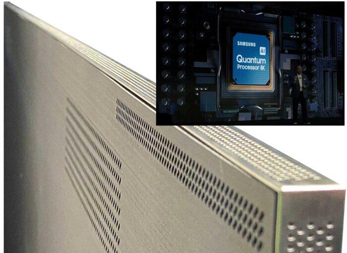 Samsung QE85Q950T звук
