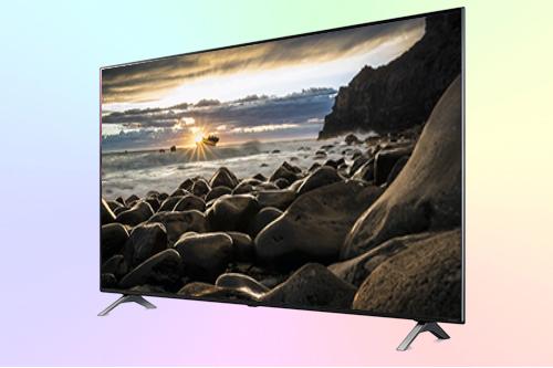 LG 65NANO90 4К NanoCell телевизор с улучшенной контрастностью