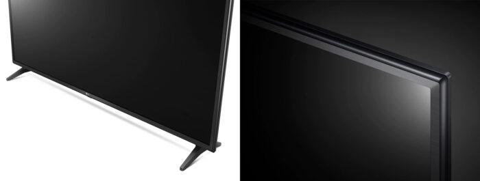 LG UN6900 - дизайн