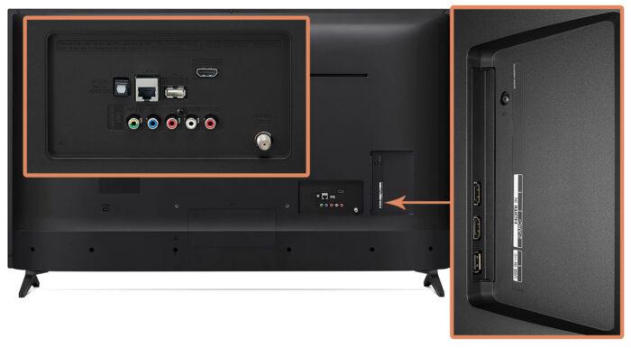 LG UN6900 - интерфейс