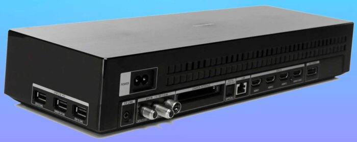 Samsung QE65Q95T интерфейсы