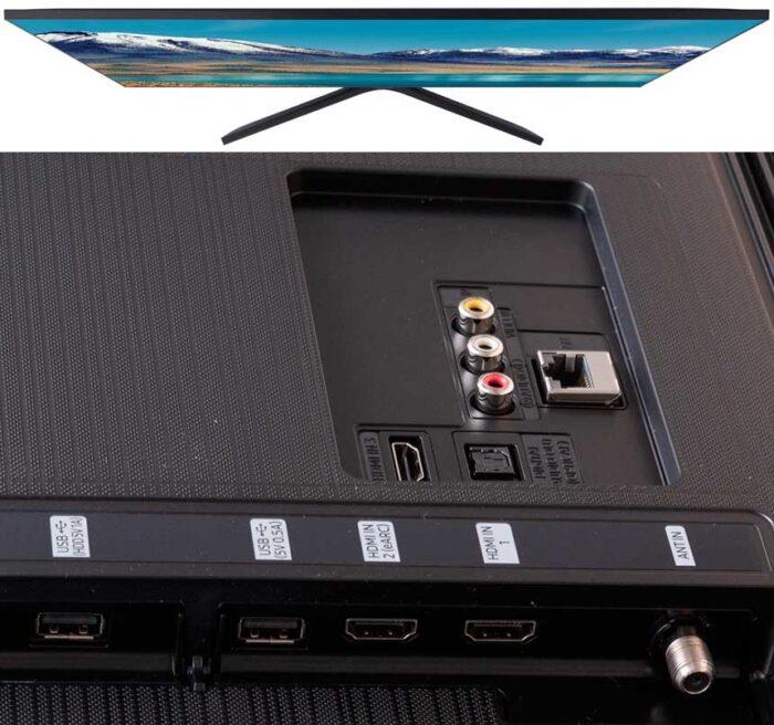 Samsung UE55TU8570U интерфейсы