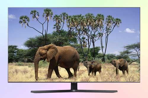Samsung UE55TU8570U 4K TV из восьмой серии Самсунг ТВ