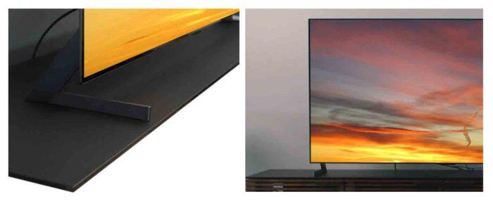 LG OLED55GX стенд
