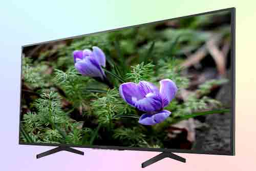 Sony KD-43XH8005 обзор