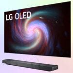 LG OLED65WX9LA флагманский OLED TV 4K 2020 года