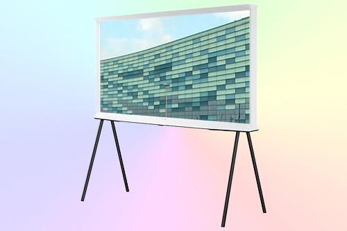 Samsung QE43LS01TAUXRU 4K HDR интерьерный телевизор