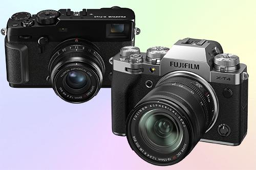 Fujifilm X-T4 и X-Pro3 в чём отличия
