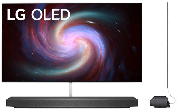 LG OLED65WX - обзор