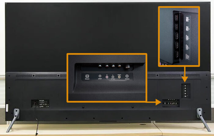 Xiaomi Mi TV 5 Pro - интерфейс