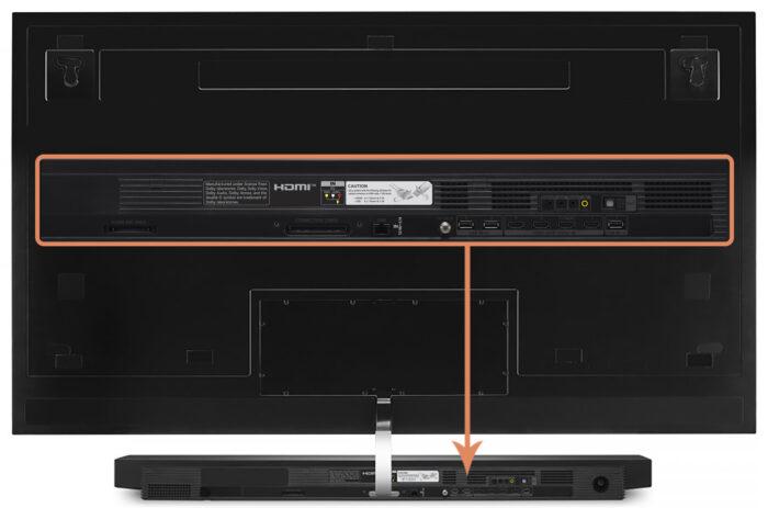 LG OLED65WX - интерфейс