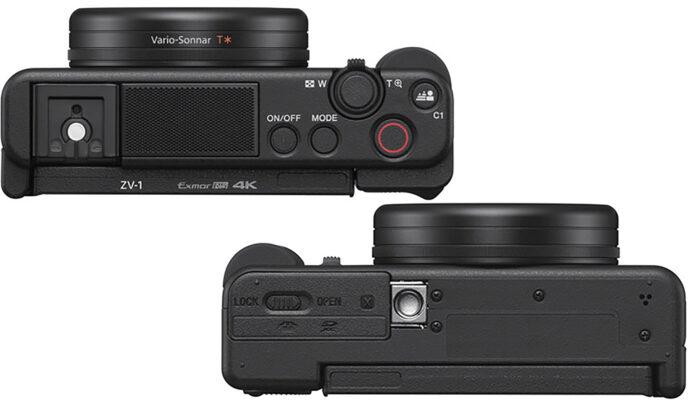 Sony ZV-1 - обзор