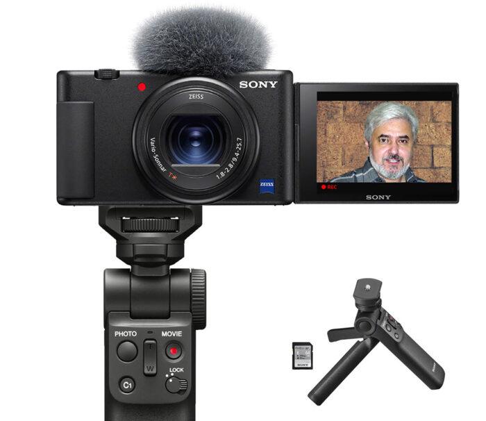 Sony ZV-1 - аксессуары
