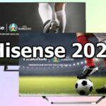 Модельный ряд телевизоров Hisense 2020 года