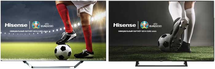 Телевизоры Hisense 2020 года