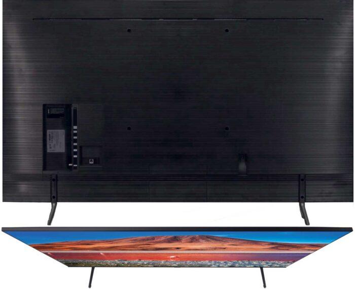 Samsung UE43TU7160U дизайн