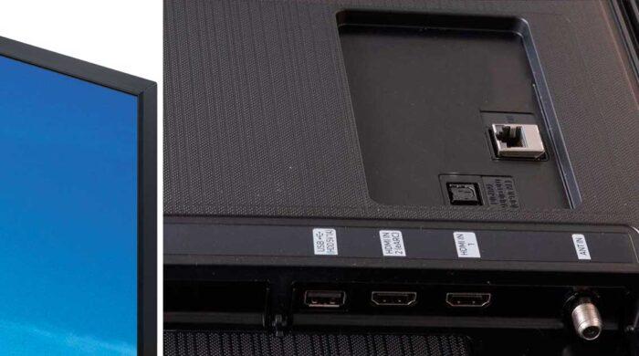 Samsung UE43TU7540U интерфейсы