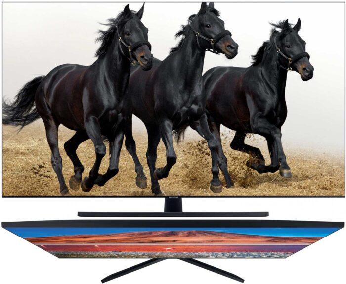 Samsung UE43TU7540U обзор