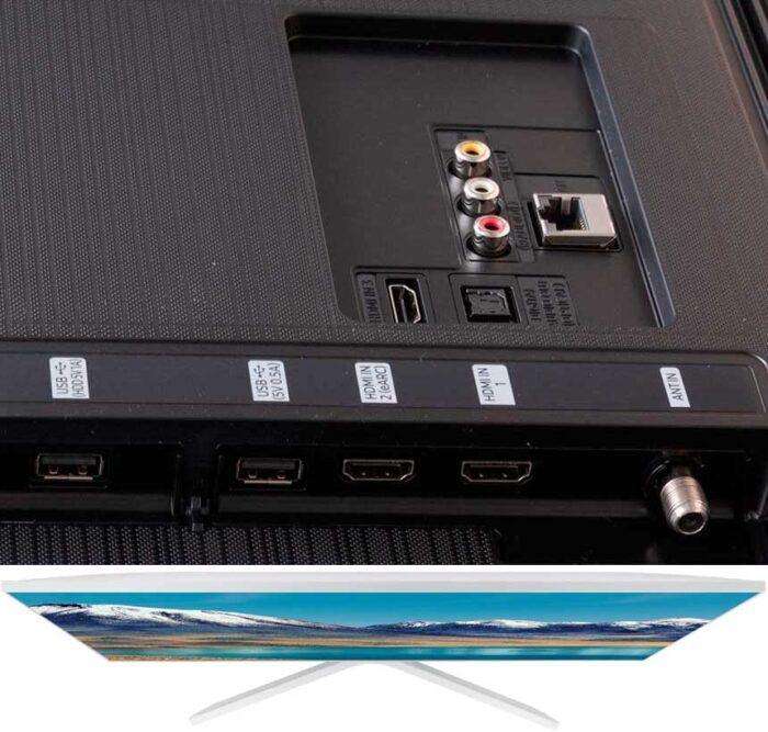 Samsung UE50TU8510U интерфейсы