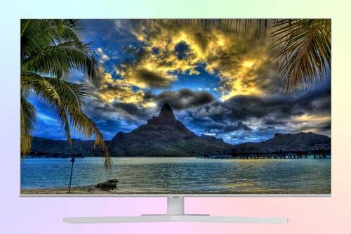 Samsung UE50TU8510U с подсветкой DualLED