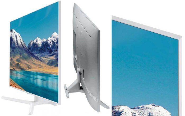 Samsung UE50TU8510U дизайн