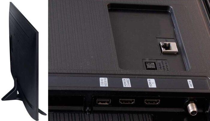 Samsung UE55TU7570 интерфейсы