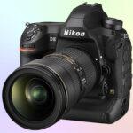 Nikon D6 — флагманский фотоаппарат