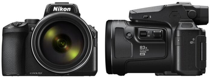 Nikon Coolpix P950 - дизайн