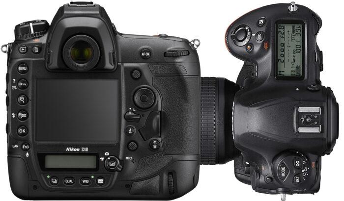 Nikon D6 - обзор