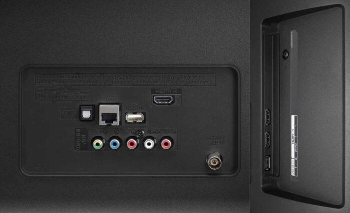 LG 43UM7020 интерфейсы
