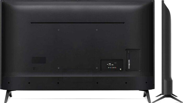 LG 43UN71006LB дизайн