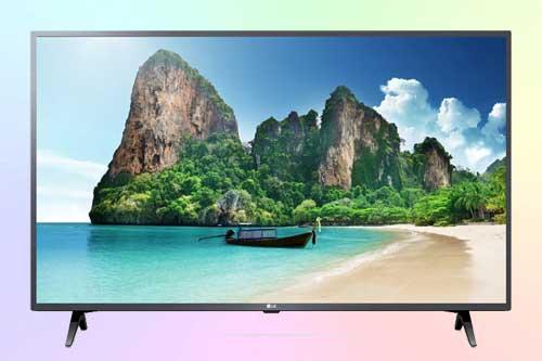 LG 43UN73506LD 4K HDR по бюджетной цене