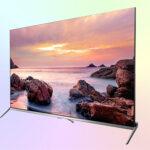 TCL L55P8SUS 4К телевизор с широкой цветовой гаммой