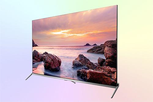 TCL L558SUS 4К телевизор с широкой цветовой гаммой