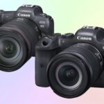 Canon EOS R5 и его отличия от EOS R6