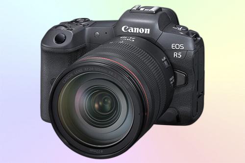 Canon EOS R5 фотоаппарат с видео 8К