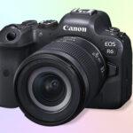 Canon EOS R6 фотоаппарат с видео 4К 60р