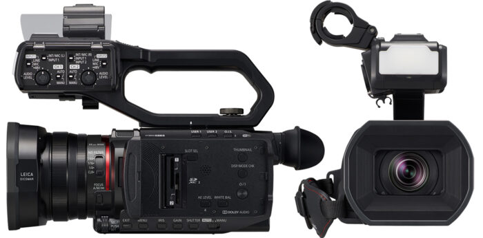 Panasonic AG-CX10 - дизайн