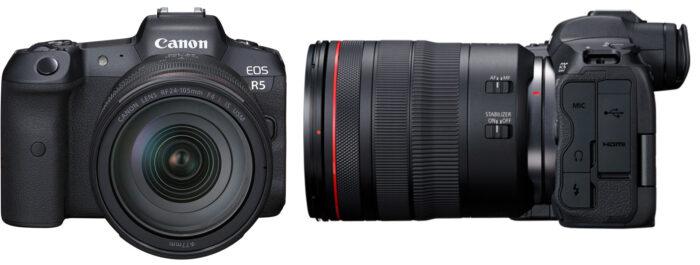 Canon EOS R5 - обзор
