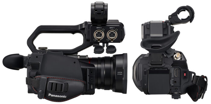 Panasonic AG-CX10 - обзор