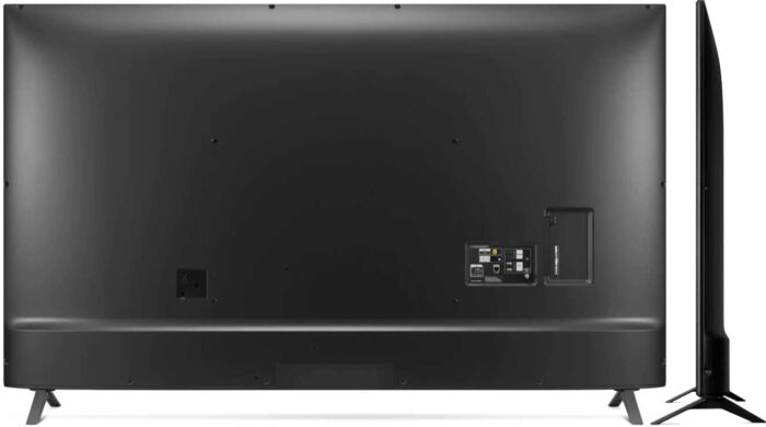 LG 75UN85006 дизайн