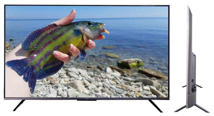 Redmi Smart TV X дизайн